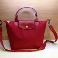 New Tas Longchamp Premium size S Red