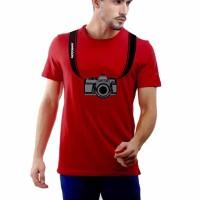 T0116 - Kaos Distro Kamera, Kaos Berkamera, Kaos Photograpy Seni