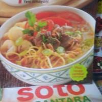 Sup & Soto Plus resep Sambel