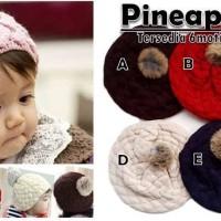 harga Pineapple hat topi rajut nanas Tokopedia.com