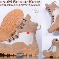harga Sepatu Zimzam Magnum Spider Safety Pria Original Tokopedia.com