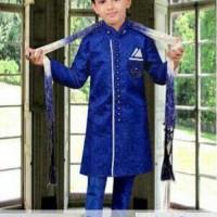 baju anak muslim-koko model turki