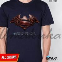 harga Kaos Distro 3d Umakuka Batman Vs Superman Logo Tokopedia.com