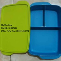 COOL TEEN LUNCH BOX BY TUPPERWARE