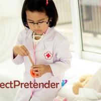 Harga kostum jas dokter kecil uk 6 thn baju dokter anak tangan | antitipu.com