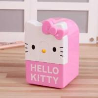 Rautan Pensil 9503 - Hello Kitty Pink