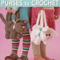 E-book Buku Rajut | Ebook Cute Critter Purses to Crochet