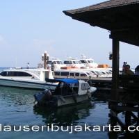 Paket Day Trip Pulau Ayer Jakarta