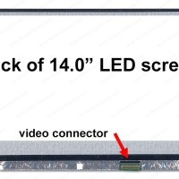 Lcd Led 14.0 slim Lenovo Ideapad G40-30 G40-70 G40-80