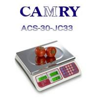 Timbangan buah Digital Camry ACS30-JC33 / Timbangan Laundry Camry