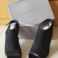 CHARLES & KEITH high heels Open Toe