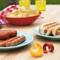 Alat pemotong sosis - Spiral Hot Dog Slicer Sosis slicer