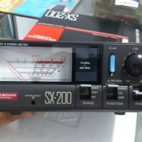 SWR & Power meter Diamond SX 200
