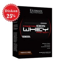 Ultimate Nutrition Prostar 100% Whey Protein Box isi 1 lb (Chocolate)
