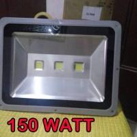 flood light LED 150 watt/lampu sorot