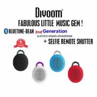 Speaker Bluetooth BLUETUNE BEAN 2ND DIVOOM ORIGINAL SHUTTER