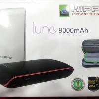 Power Bank HIPPO LUNA 9000 Mah