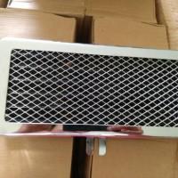 oil cooler viar chrome