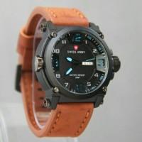 harga Jam Tangan Swiss Army Leather ( Jam Tangan Pria,Diesel,AC,Rolex ) Tokopedia.com