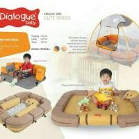 harga Dialogue Kasur Bayi Multifungsi Cute Series Elephant DGK 9104 Tokopedia.com