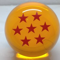 Bola dragon ball Z Crystal Ball JUMBO import