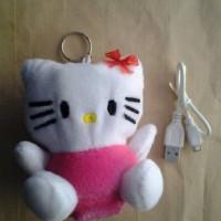 Power Bank Boneka Hello Kitty 5.000 mah