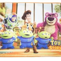 Dixon Keset Busa Character 40x60 Toys Story 1 -Multi Colour