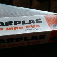 Harga Isar Plas lem pipa PVC 45g | WIKIPRICE INDONESIA