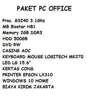 PC PAKET KANTOR REQ