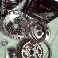 harga Rumah Kopling 6 Per Racing Yamaha New Jupiter Z 115 SYS Tokopedia.com