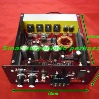 Kit Car subwoofer amplifier DMS 330/Kit power/rangkaian