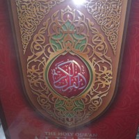 AL-Quran Nul Karim Tafsir Perkata Tajwid Kode Arab