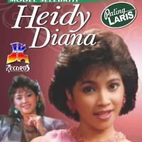 VCD Karaoke Pop Dangdut Model Selebriti Heidy Diana