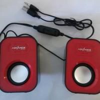 harga Speaker Mini Aktif USB Advance Duo-026 / PS & Notebook Tokopedia.com