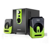 Speaker DAZUMBA DW-166 Bluetooth + USB MMC Murah Berkualitas Bagus