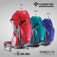Tas Carrier Forester / Tas Naik Gunung / SABANA #1.1 45 L / 90049