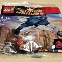 Lego Marvel Super Heroes, The Avengers Quinjet, 30304