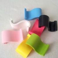 Penyangga Ponsel / Gadget Berbentuk Huruf S