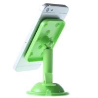 Penyangga Gadget 8 Tonjolan Penghisap Dengan Putaran 360 Derajat