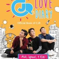 Buku Lifestyle - CJR's Love Diary - EDISI TTD ASLI CJR - RepublikFiksi