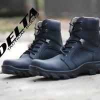 harga Sepatu DELTA Tactikal Boots Safety Hitam Murah Broo !!! Tokopedia.com