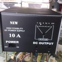 Kotak / box power supply 10A Besi