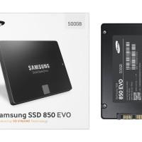 "Samsung SSD 850 Evo 2.5"" SATA III - 500GB"