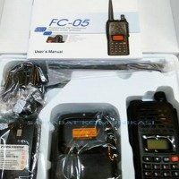 Jual ht firstcom fc-05 singel band Baru | Radio Komunikasi Elektroni