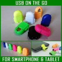 Micro USB OTG Model Robot Android