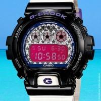 CASIO G-SHOCK DW-6900SC-1D Casio Original For Men's