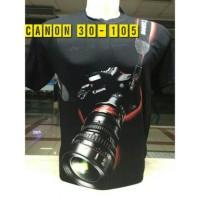 PHOTOGRAFI 3D SPANDEK KAMERA CANON 30