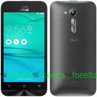 Asus Zenfone Go ZB452KG Abu 1/8GB OS5 4Core DS3G + 2/8MP Garansi Resmi