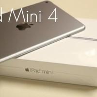 iPad Mini 4 64 GB CELL+WIFI, ORIGINAL, BNIB, GARANSI 1 TAHUN
