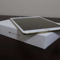 iPad Mini 4 128GB CELL+WIFI, ORIGINAL, BNIB, GARANSI 1 TAHUN